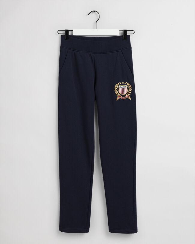 Teen Boys Crest sweatpants