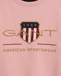 Teens Archive Shield rundhalsad sweatshirt