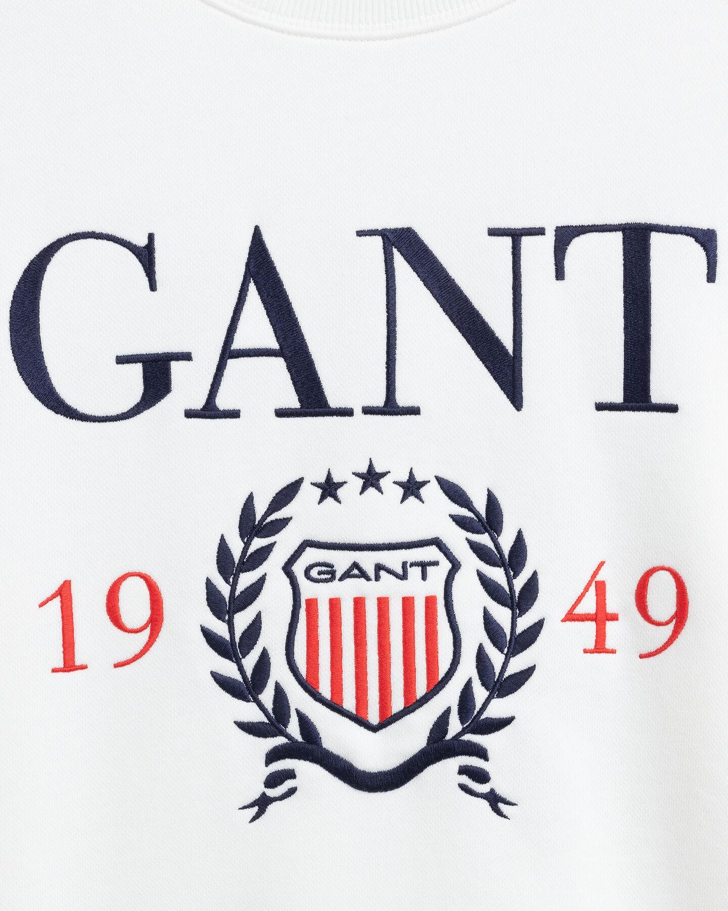 1949 Crest Crew Neck Sweatshirt