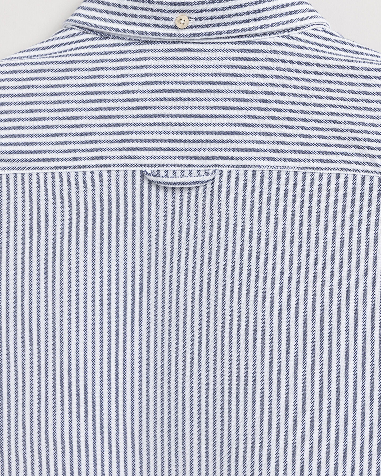 Slim Fit Tech Prep™ randig pikéskjorta