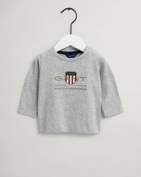 Baby Archive Shield långärmad T-shirt