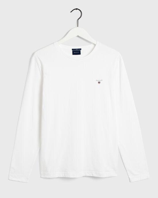 Slim fit Original långärmad T-shirt