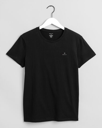 Tvåpack rundhalsade T-shirtar