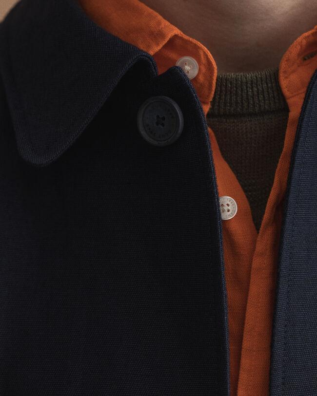 Car Coat i linne