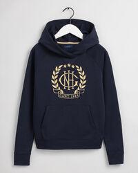 Teen Girls Monogram hoodie