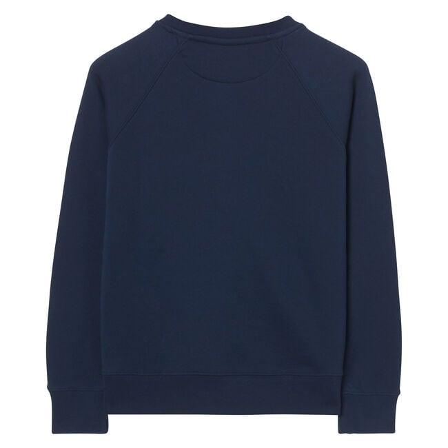 Teen Boys Shield rundhalsad sweatshirt