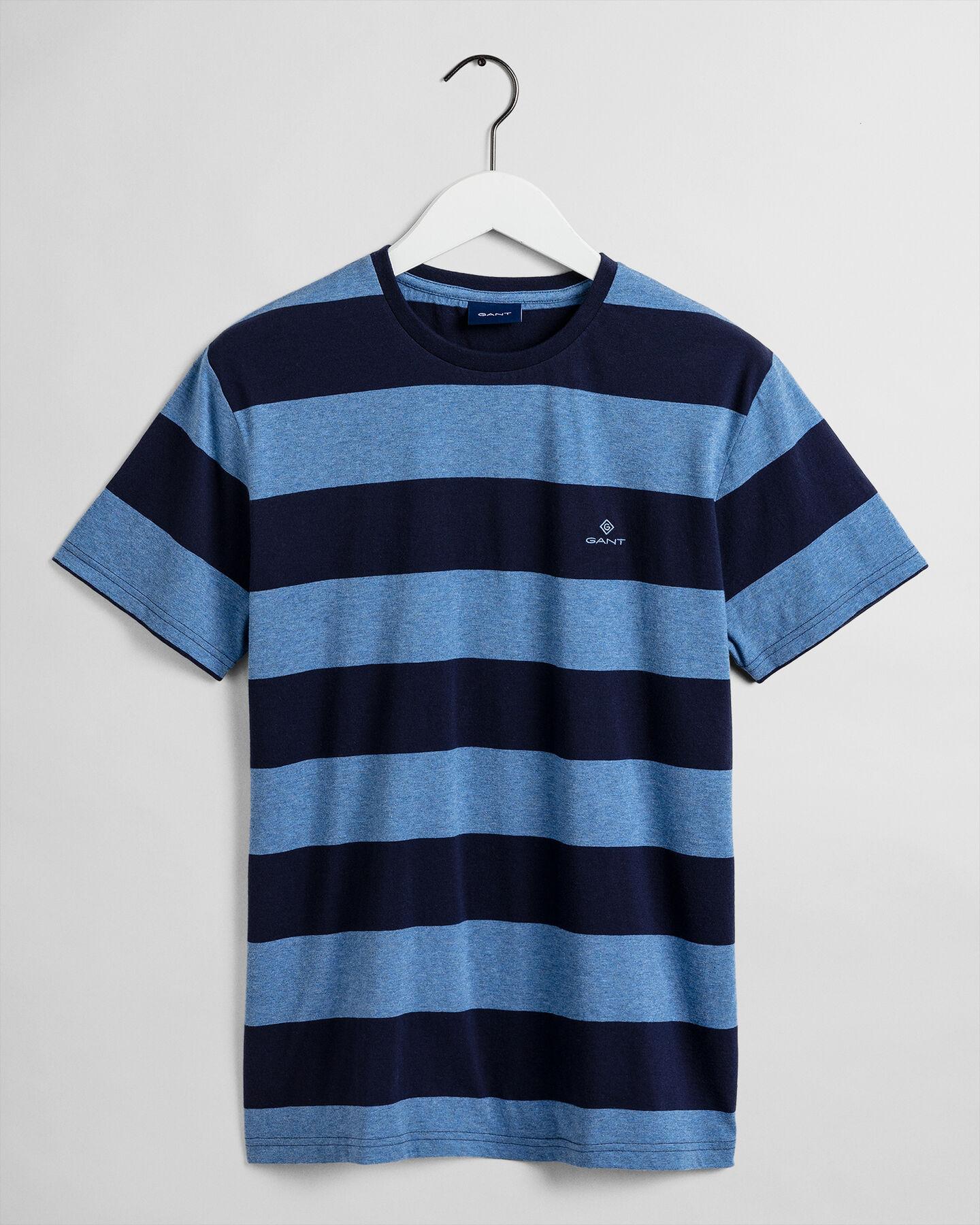 Bredrandig T-shirt