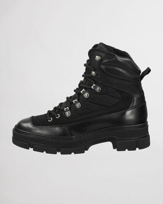 Monthike mellanhöga boots