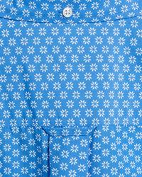 Regular Fit Micro Star Shirt