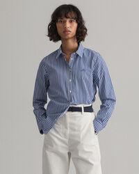 Striped Broadcloth Shirt
