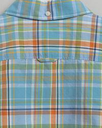 Teen Boys madrasrutig skjorta