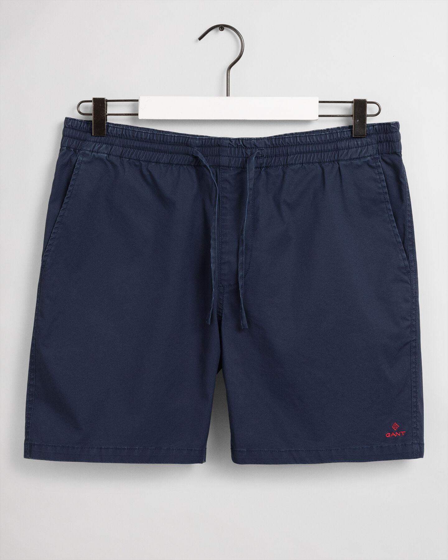 Logo shorts med dragsko