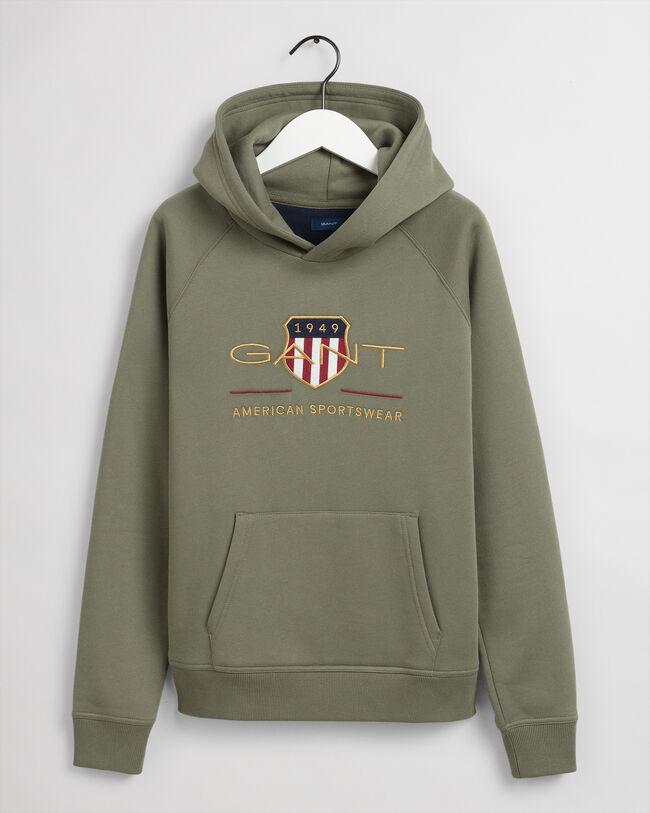 Teens Archive Shield hoodie