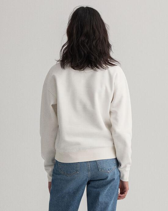 US Royalty sweatshirt med rund halsringning