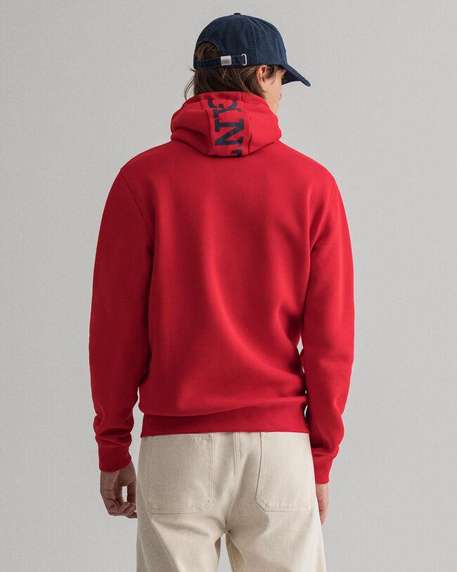 Nautical hoodie