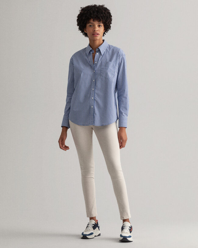 Nella Travel färgade jeans