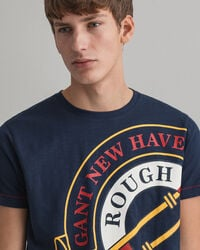 Rough Weather Graphic T-shirt