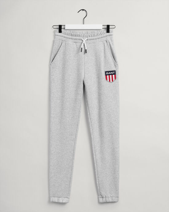Teen Girls Retro Shield sweatpants