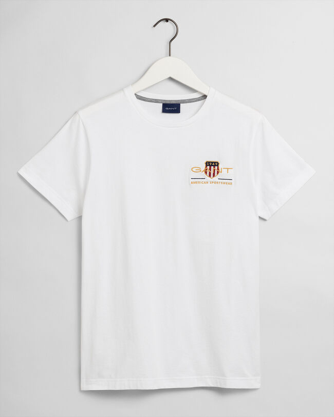 Archive Shield broderad T-shirt
