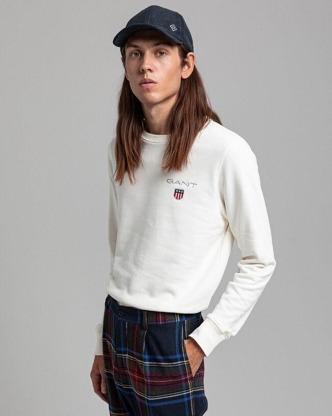 Medium Shield Crew Neck Sweatshirt