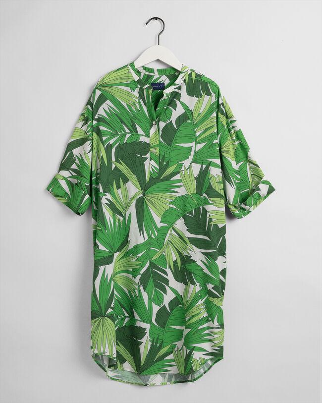Palm Breeze mönstrad tunika